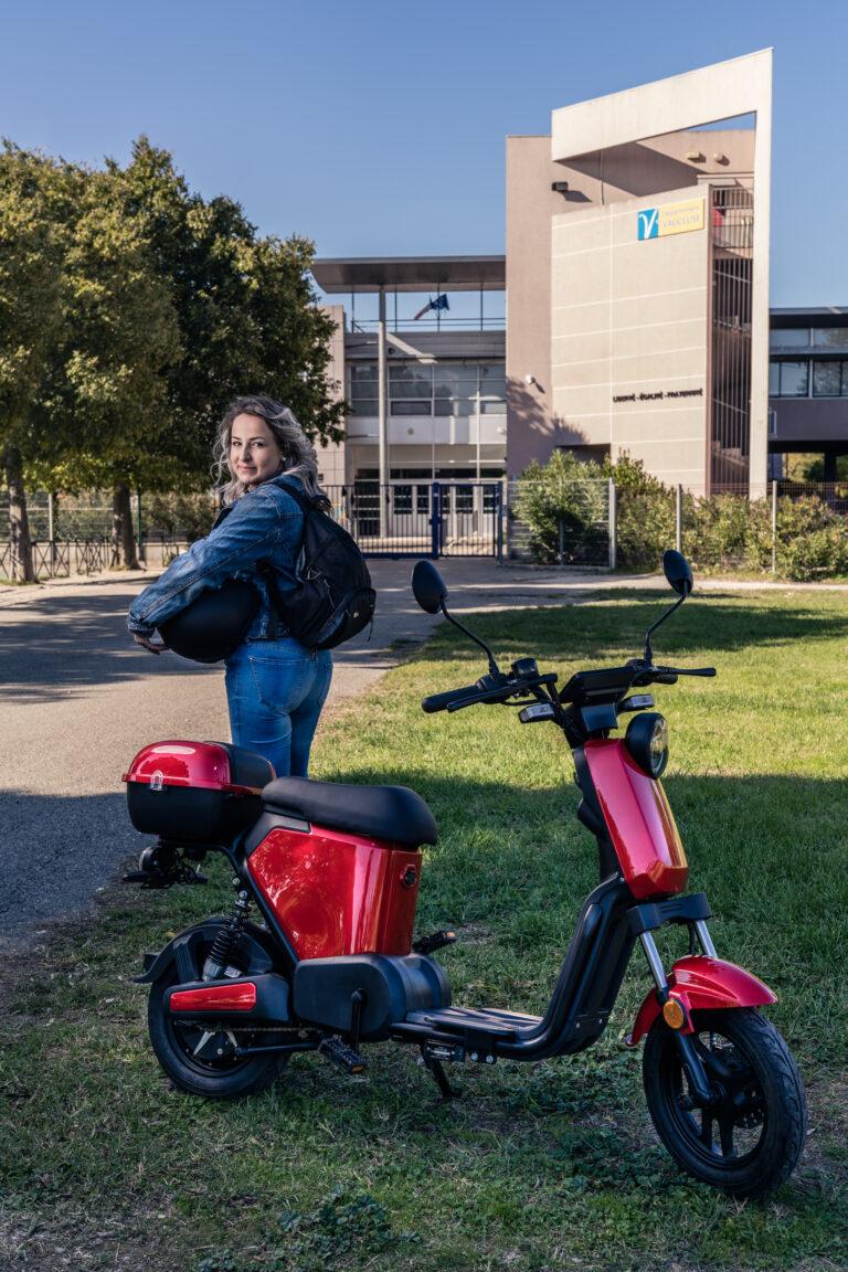 jonway y scooter electrique citadin